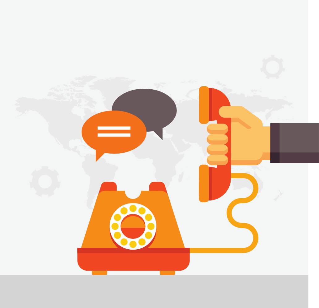 How to handle telephony conversations for customer service employees in businesses for better customer service
